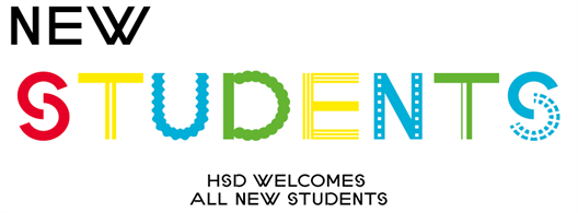 HSD welcomes all new students