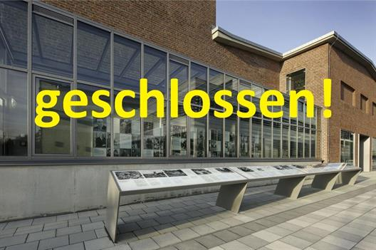 In accordance with the decision of the state government of 15.3.2020, the Alter Schlachthof memorial site will remain closed from Monday, 16.3.2020, until further notice due to the current situation (corona virus). Public access will only be resumed when the HSD library reopens.