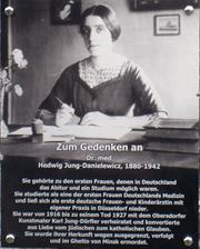 Dr. med. Hedwig Jung-Danielewicz