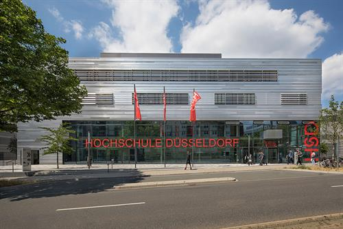 Hochschule Düsseldorf University of Applied Sciences Overview