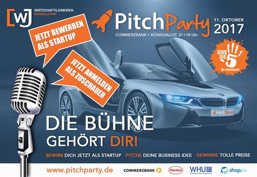 Pitch-Party