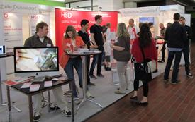 Campusday - Studieren in Düsseldorf