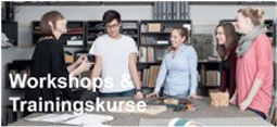Workshops und Trainingskurse