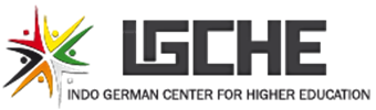 Logo of Indo-German Center of Higher Education IGCHE
