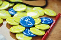 Buttons with 30-years-ERASMUS-Logo
